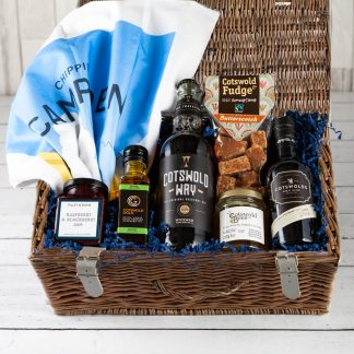 Cotswold Food Hamper, Luxury Food Hampers, Cotswold Food, Fillet & Bone, Order Online, UK Delivery