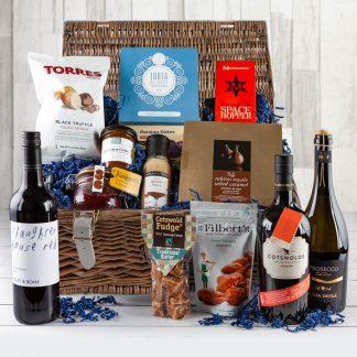 Cotswold Christmas Hamper, Christmas Hamper Gifts, Cotswold Food Hamper, Hamper Gifts, Luxury Hampers, Online, UK Delivery