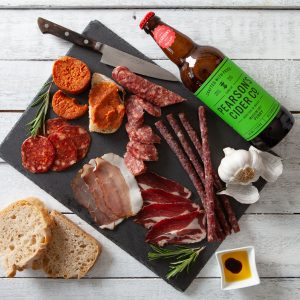 Cotswold Food Hampers, Fillet & Bone, Local Charcuterie, Cotswold Charcuterie, UK Delivery, Order Online, Charcuterie, Local, Salt Pig Charcuterie