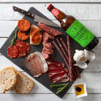 Cotswold Food Hampers, Fillet & Bone, Local Charcuterie, Cotswold Charcuterie, UK Delivery, Order Online, Charcuterie, Local