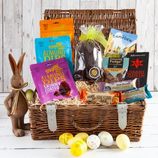 Easter Hamper, Cotswold Food Hampers, Easter, Cotswold Chocolate, Easter Treats, Chocolate Lovers, Easter Gifts, UK Delivery, Easter Egg